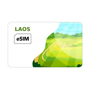 eSIM Laos Star Telecom Roaming