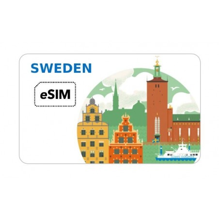 eSIM Sweden Telenor Roaming