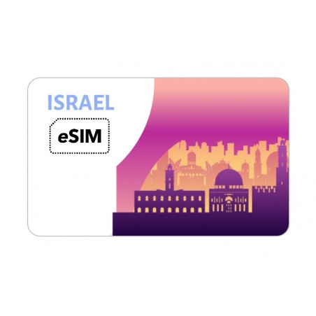 eSIM Israel Cellcom Roaming