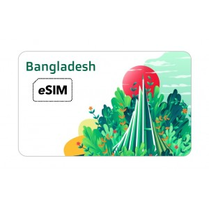eSIM Bangladesh Grameenphone Roaming