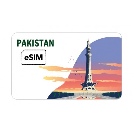 eSIM Pakistan Telenor Roaming