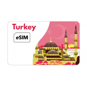 Turkey eSIM