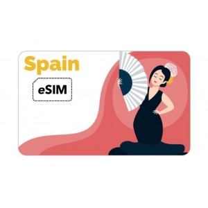 eSIM Spain Yoigo Roaming