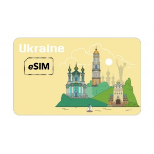 eSIM Ukraine Vodafone Roaming