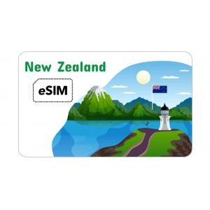 eSIM New Zealand 2degrees Roaming